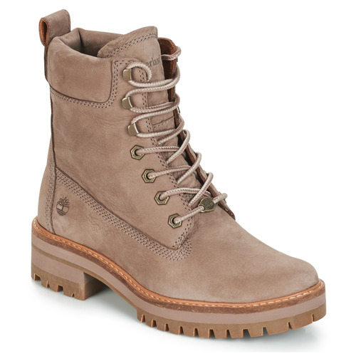 kengät Naiset Bootsit Timberland Courmayeur Valley YBoot Taupe