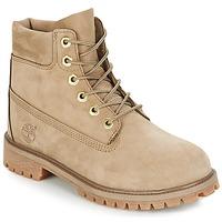 kengät Lapset Bootsit Timberland 6 In Premium WP Boot Beige