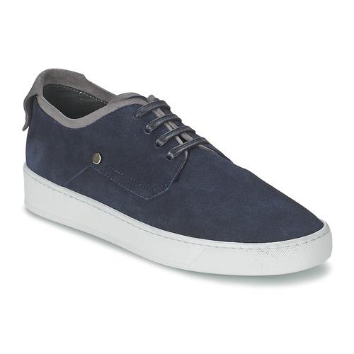 kengät Miehet Matalavartiset tennarit CK Collection CUSTO Blue