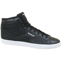 kengät Miehet Korkeavartiset tennarit Reebok Sport Royal Complete 2ML Mustat