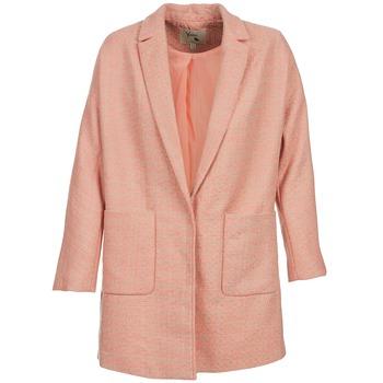 vaatteet Naiset Paksu takki Yumi AEKA Pink