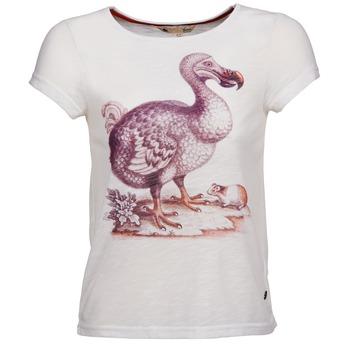 vaatteet Naiset Lyhythihainen t-paita Yumi BOTAN White