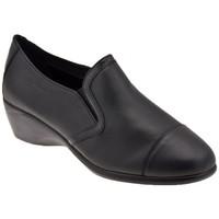 kengät Naiset Mokkasiinit Stonefly  Musta