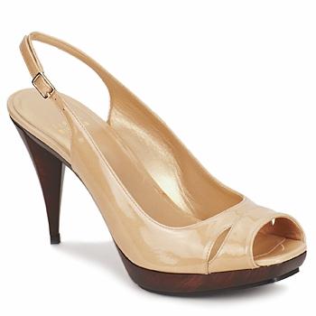 kengät Naiset Sandaalit ja avokkaat Stuart Weitzman ARAGON Beige