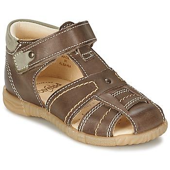 kengät Pojat Sandaalit ja avokkaat Primigi LARS E Brown