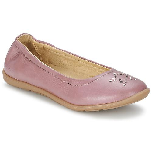 kengät Tytöt Balleriinat Mod'8 OLIVIA Pink