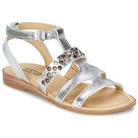 kengät Tytöt Sandaalit ja avokkaat Mod'8 JADE Argenté