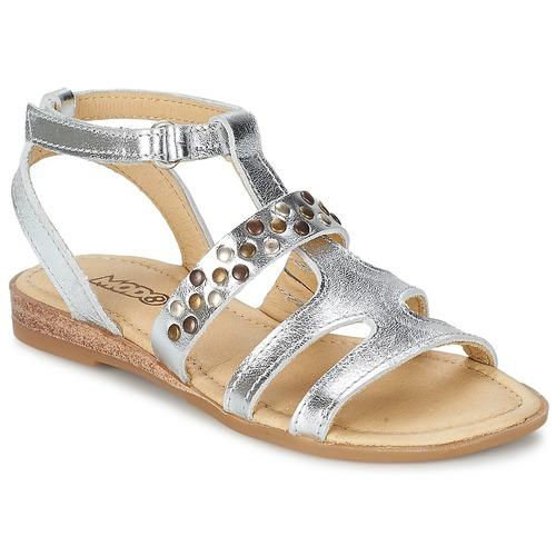 kengät Tytöt Sandaalit ja avokkaat Mod'8 JADE Hopea