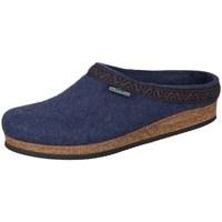 kengät Naiset Tossut Stegmann Jeans Wollfilz Tummansininen