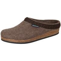 kengät Naiset Tossut Stegmann Brown Wollfilz Ruskeat