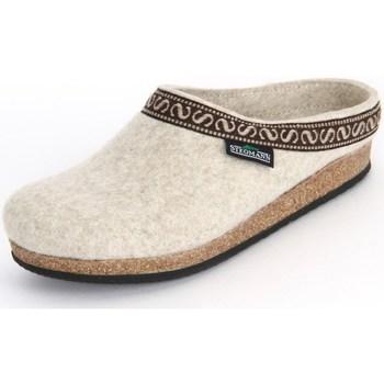 kengät Naiset Tossut Stegmann Natur Wollfilz Beesit