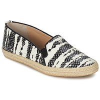 kengät Naiset Tennarit SuperTrash ALISA Black / BEIGE