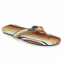 kengät Miehet Varvassandaalit SoleRebels EASYRIDING Brown