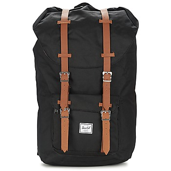 laukut Reput Herschel LITTLE AMERICA Black