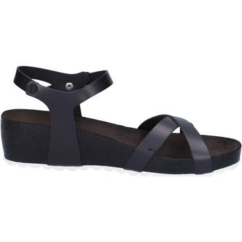 kengät Naiset Sandaalit ja avokkaat 5 Pro Ject sandali nero pelle bianco AC700 Nero