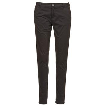 vaatteet Naiset Chino-housut / Porkkanahousut DDP HELEN Grey