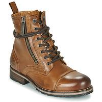 kengät Naiset Bootsit Pepe jeans MELTING Brown