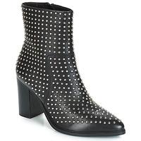 kengät Naiset Nilkkurit Steve Madden RADLEY Black