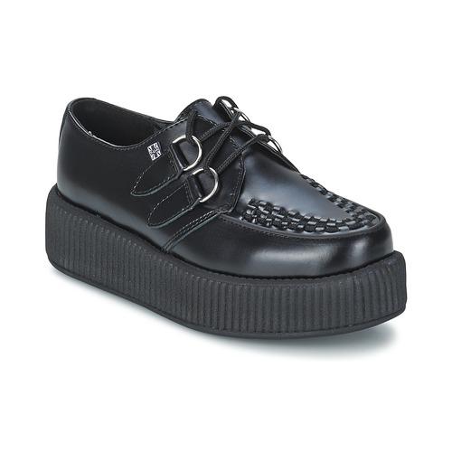 kengät Derby-kengät TUK MONDO HI Musta