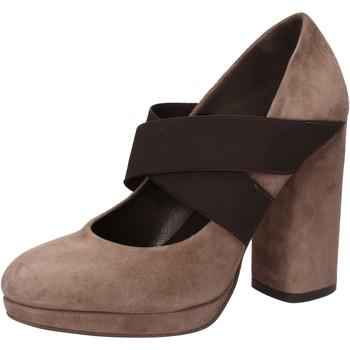 kengät Naiset Korkokengät Silvia Rossini Dekolte kengät AD487 Beige