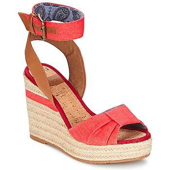 kengät Naiset Sandaalit ja avokkaat Napapijri BELLE Red