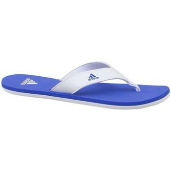 kengät Lapset Varvassandaalit adidas Originals Beach Thong 2 K Valkoiset, Vaaleansiniset