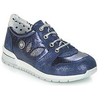 kengät Tytöt Matalavartiset tennarit Catimini CHOCHOTTE Sininen