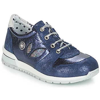 kengät Tytöt Matalavartiset tennarit Catimini CHOCHOTTE Blue