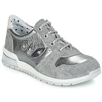 kengät Tytöt Matalavartiset tennarit Catimini CHOCHOTTE Grey