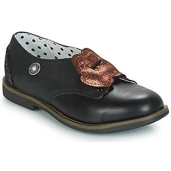kengät Tytöt Balleriinat Catimini CAVILLE Black