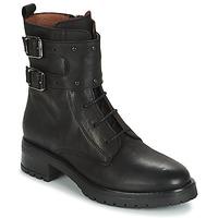 kengät Naiset Bootsit Ikks REGNAUT Black