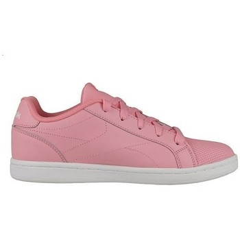 kengät Lapset Matalavartiset tennarit Reebok Sport Royal Complete Vaaleanpunaiset