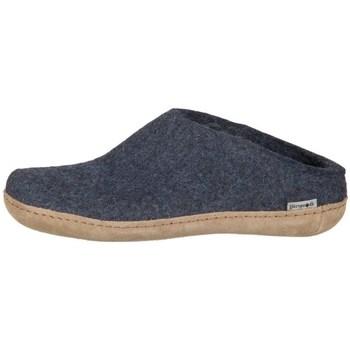 kengät Naiset Tossut Glerups DK Open Heel Mustat