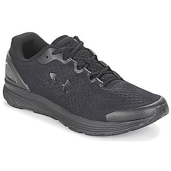 kengät Miehet Juoksukengät / Trail-kengät Under Armour UA CHARGED BANDIT 4 Black