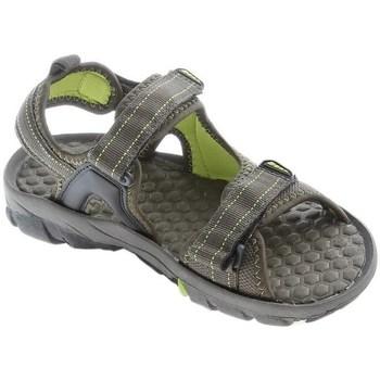 kengät Lapset Sandaalit ja avokkaat Regatta Boys Adflux II SS13 Harmaat