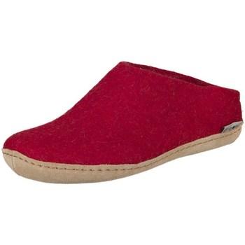 kengät Naiset Tossut Glerups B0800 Punainen
