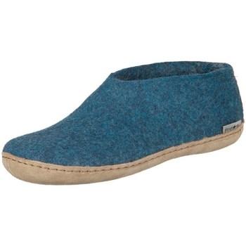 kengät Naiset Tossut Glerups A0600 Vaaleansiniset