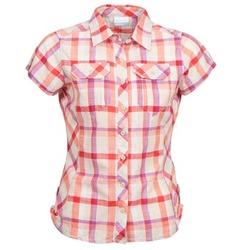 vaatteet Naiset Lyhythihainen paitapusero Columbia CAMP HENRY Monivärinen
