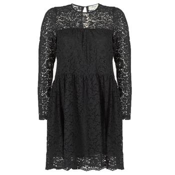 vaatteet Naiset Lyhyt mekko Betty London IAOUDA Black