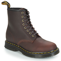 kengät Miehet Bootsit Dr Martens 1460 SNOWPLOW Brown