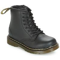 kengät Lapset Bootsit Dr Martens 1460 CADET Musta