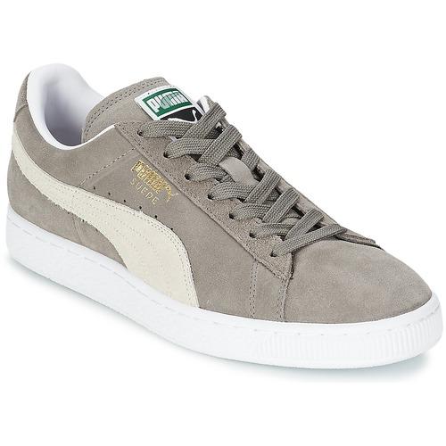 quality design efbe7 b7485 kengät Matalavartiset tennarit Puma SUEDE CLASSIC Grey