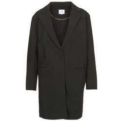 vaatteet Naiset Paksu takki Suncoo EVY Black