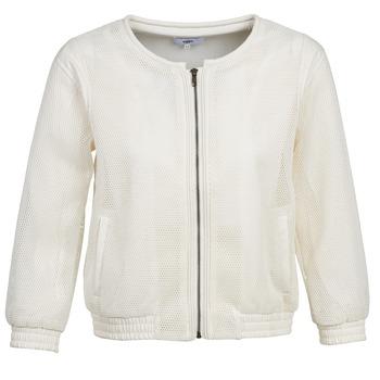 vaatteet Naiset Takit / Bleiserit Suncoo DANA White