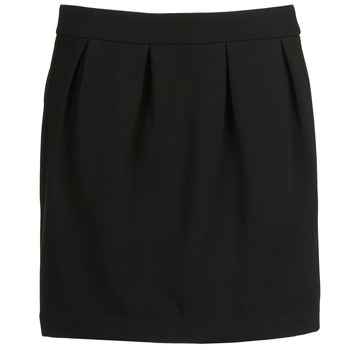 vaatteet Naiset Hame Suncoo FUXIA Black