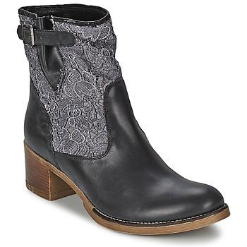 kengät Naiset Nilkkurit Meline ALESSANDRA Black