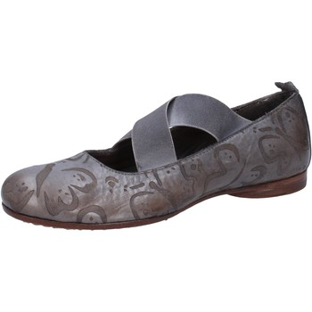 kengät Naiset Balleriinat Moma Ballerina-kengät AB367 Harmaa