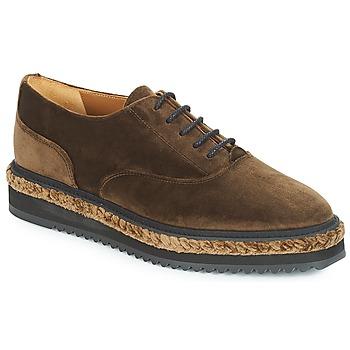 kengät Naiset Derby-kengät Castaner FUNES Ruskea