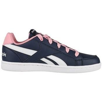 kengät Lapset Matalavartiset tennarit Reebok Sport Royal Prime Valkoiset,Tummansininen