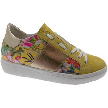kengät Naiset Matalavartiset tennarit Calzaturificio Loren LOC3785gi nero